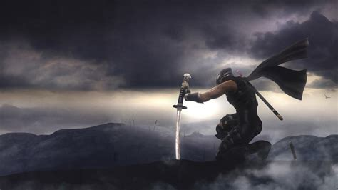 ninja gaiden full hd wallpaper  background image