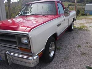 1986 Dodge 1500 Pickup Wiring  1986 Ramcharger Alternator