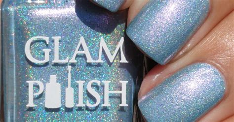 Kelliegonzo Glam Polish Hella Holo Customs Swatches & Review