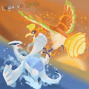 ho oh vs lugia Gallery