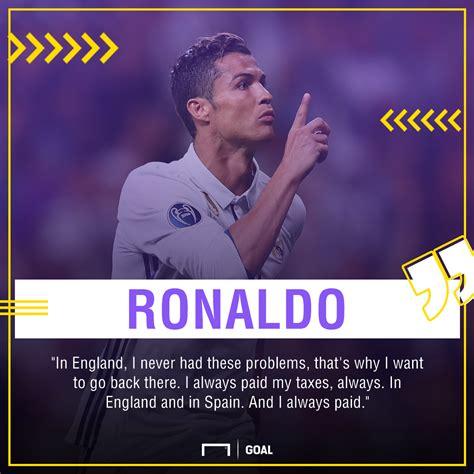 Cristiano Ronaldo transfer hint? Real Madrid star admits ...