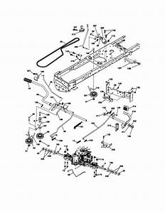 Ground Drive Diagram  U0026 Parts List For Model 917289903