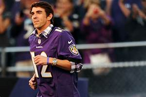 Total Pro Sports Die-Hard Ravens Fan Michael Phelps Not ...