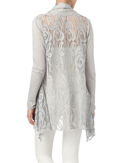 3 4 sleeve cardigan silver lace cardigan outdoor jacket