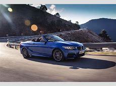 BMW 2 Series Convertible UK Pricing Will Start at £29,180