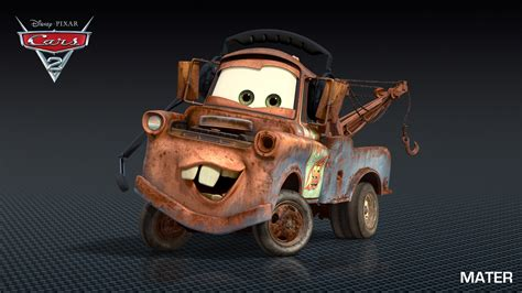 Cars 2 Mater Image by More Cars 2 Character Images Descriptions