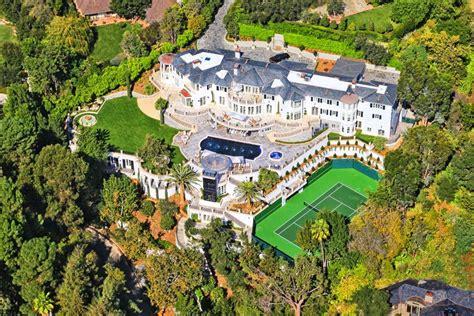 million dollar bel air estate   house cococozy