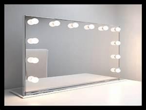 Miroir Lumineux Maquillage : miroir lumineux maquillage id es de d coration int rieure french decor ~ Teatrodelosmanantiales.com Idées de Décoration