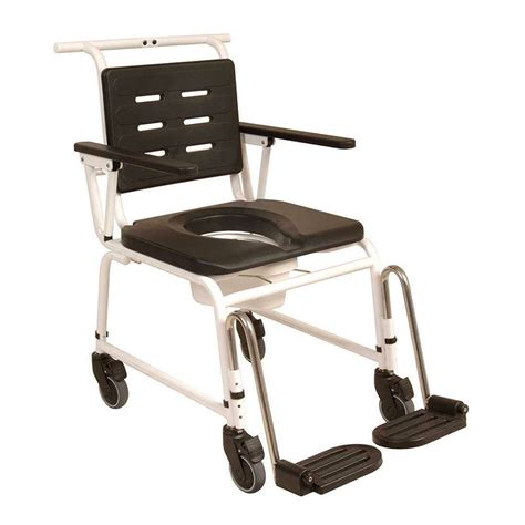 portable shower and commode chair low prices