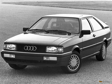 Audi Coupe Gt Us Spec 8185 198587 Pictures 1024x768
