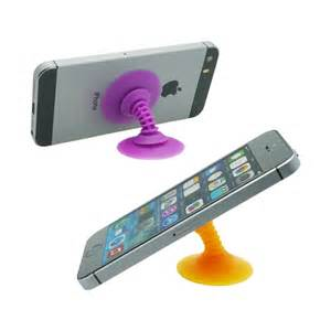 Suction Stand Holder for Cell Phones