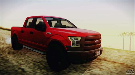 Ford F-150 2015 Sport For Gta San Andreas