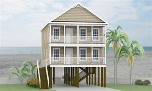 Modular Home Plans On Pilings Dream Home Modular Floor ...