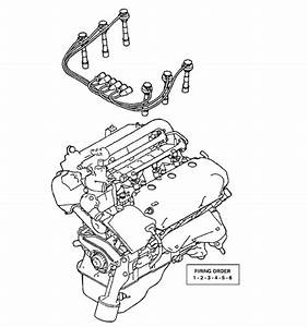 What Is The Firing Order For Pajero 3 5 V6 Please