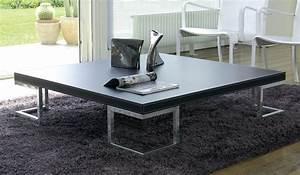 Table Basse Grande Taille Table Basse Vitrine Trendsetter