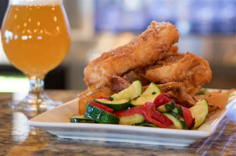 cuisine ales food arrowhead ales brewing company