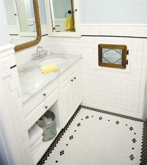 bathroom tiles mosaic border 29 ideas to use all 4 bahtroom border tile types digsdigs 16883