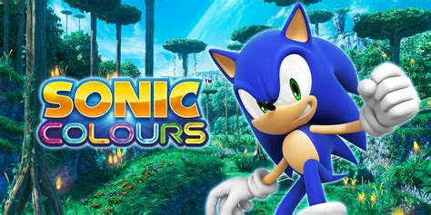 hedgehog colors sonic colours wii nintendo