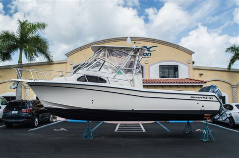 Used Sailfish Boats For Sale By Owner by Used 2007 Grady White 282 Sailfish Boat For Sale In West