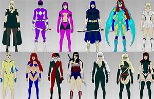 Female, Superhero, Creator