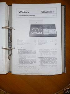 Service Manual Wega Ks 3341 Hifi System  Original