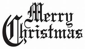 Merry Old England : merry christmas old english type xmas christmas festive stickers by tom hill designer ~ Fotosdekora.club Haus und Dekorationen