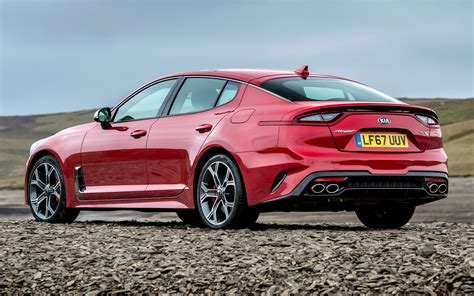 2017 Kia Stinger Gts (uk)