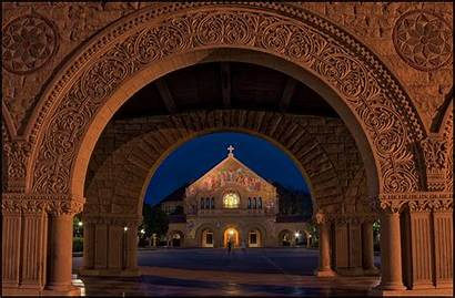 University Campus Stanford Indian Church California Founder