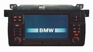 Bmw E46 Navigation Wide Screen 16 9 Monitor Radio 1999