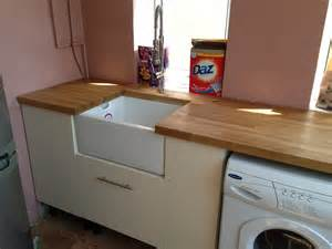 Best Sink Material For Laundry Room by Belfast Sink Installation Utility Room Remodel Hove