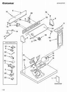 Estate Dryer Parts