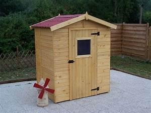 Petit Abri De Jardin : abri de jardin en bois eden ep 16mm habrita abri ~ Premium-room.com Idées de Décoration