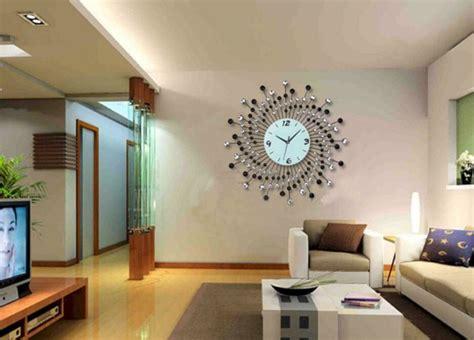 35+ Beautiful Living Room Wall Decor With Clocks Ideas