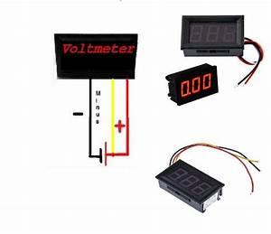 Digital Dc Voltmeter 0