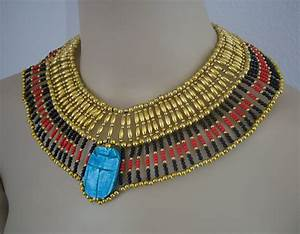 Amazing Egyptian Hand Made crafted Beaded Queen by thenile ...