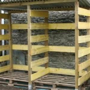 Bucher A Bois : construire son b cher bois jardi bois ~ Edinachiropracticcenter.com Idées de Décoration