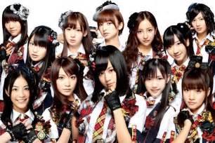 AKB48:AKB48 is a female Japanese idol group based in Akihabara, Tokyo.