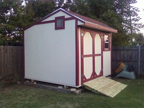 Menards Temporary Storage Sheds by Backyard Buildings And Creations Specs Price Release