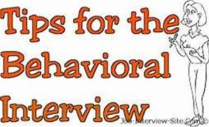 Behavioral Based Interview Questions What To Expect In The Behavioral Based Interview Video Guide