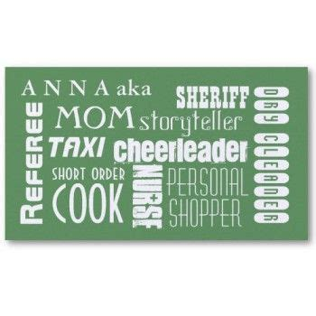 mommy calling card design  images calling