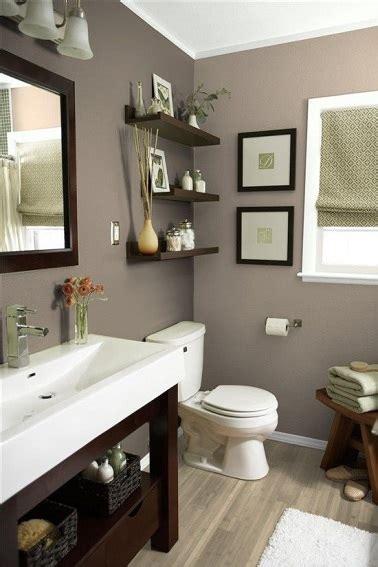 la couleur taupe inspire la d 233 co de toute la maison salle de bains taupe carrelage blanc et