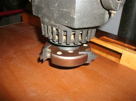 table saw moulding head tongue and groove