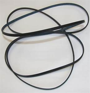 We12m29 General Electric Hotpoint Dryer Drum Drive Belt
