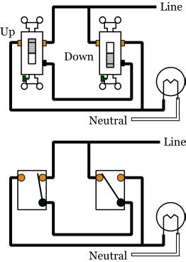 Alternate Way Switches Electrical