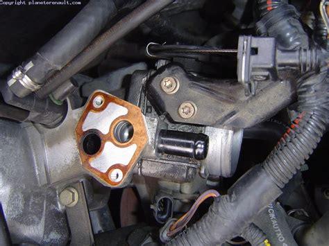 cause de ralenti instable sur diesel laguna i plus d acceleration moteur cale au ralenti p0 plan 232 te renault