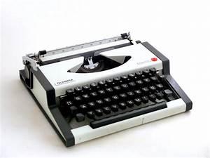 Vintage Manual Typewriter Black and White by ArtmaVintage ...