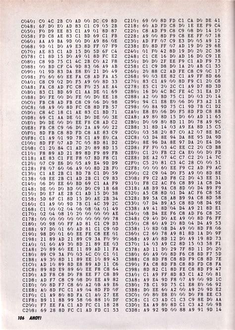 lehmkuhl blog machine code