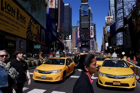 New York City's Yellow Cabs Are Twice As Popular As Uber