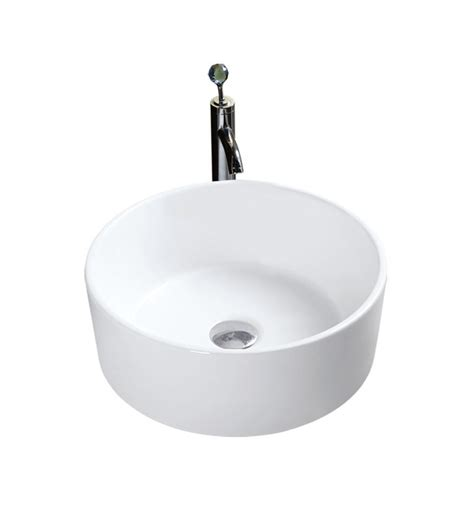 vasque 224 poser podromi blanc