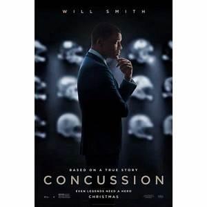 Concussion Movie Poster (11 x 17) - Walmart.com